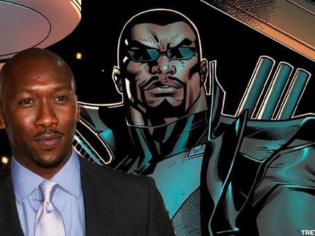 Marvel's Blade encontra o director