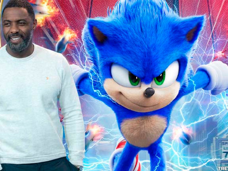 Idris Elba vai ser Knuckles em Sonic 2