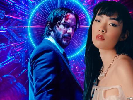 John Wick 4 junta ao casting a cantora Pop, Rina Sawayama