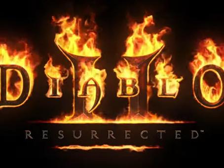 Diablo 2 Resurrected anunciado e trailer revelado