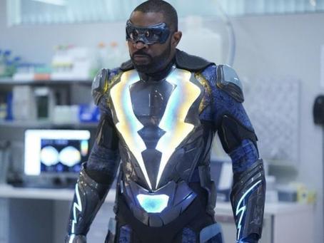 Black Lightning termina na quarta temporada