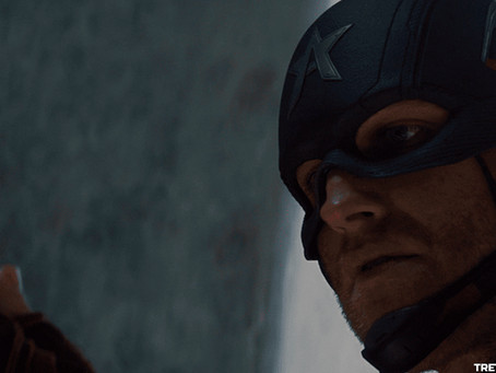 Wyatt Russell sugere Chris Evans em Falcon & Winter Soldier