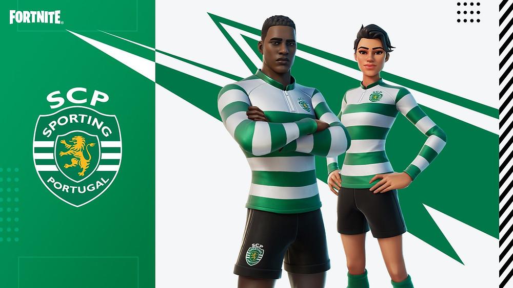 Sporting Clube de Portugal fortnite
