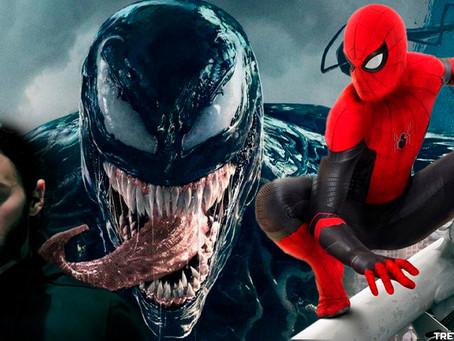 Universo partilhado da Marvel/Sony começará com Spider-Man: No Way Home