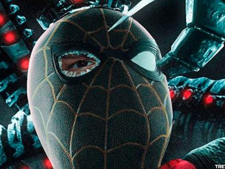 Spider-Man 3: Arte de fã imagina luta entre Doc Ock e o Aranhiço com o seu novo fato Preto e Dourado