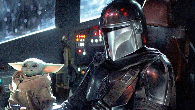 Disney mostra os bastidores de Star Wars: The Mandalorian
