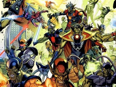 Marvel anuncia série de Secret Invasion com Nick Fury