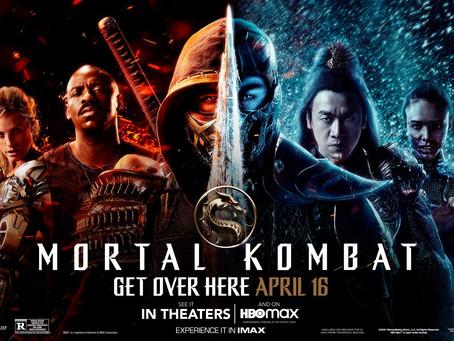 Novo poster para Mortal Kombat traz a confirmação de Kabal
