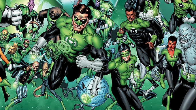 A série dos Lanternas Verdes do HBO Max será para maiores de 16 anos