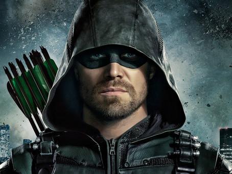 Arrow: Stephen Amell ofereceu-se para regressar para uma temporada 9