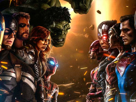 Escritor de Batman V Superman diz o porque de os filmes da Marvel terem mais sucesso que os da DC