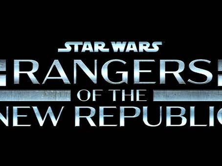 Star Wars: Rangers of the New Republic anunciado pela Disney