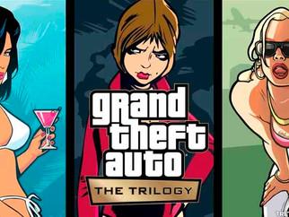 GTA: The Trilogy - The Definitive Edition recebe trailer e data de lançamento