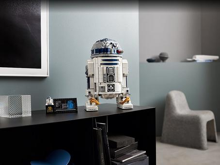 Star Wars: LEGO desvenda um novo R2-D2 extraordinário