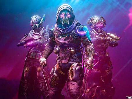 Destiny 2 vai ter evento em Agosto