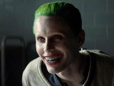 Joker de Jared Leto na Liga da Justiça de Zack Snyder