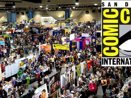 Comic Con San Diego novamente cancelada pelo segundo ano