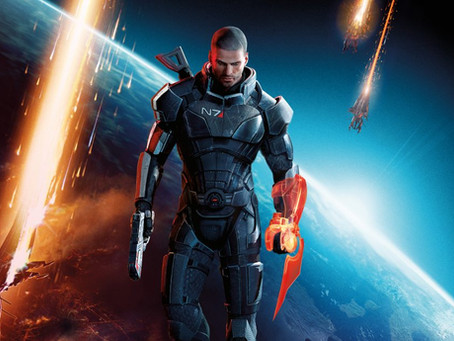 Reveladas novas imagens do próximo Mass Effect