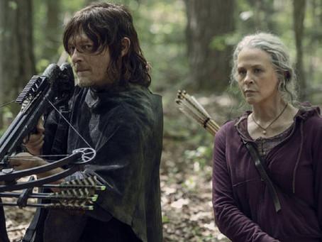 """The Walking Dead será """"brutal"""" e """"sombrio"""" para a última temporada segundo diretor"""