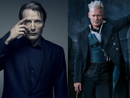 Monstros Fantásticos 3: Mads Mikkelsen proposto para o lugar de Johnny Depp