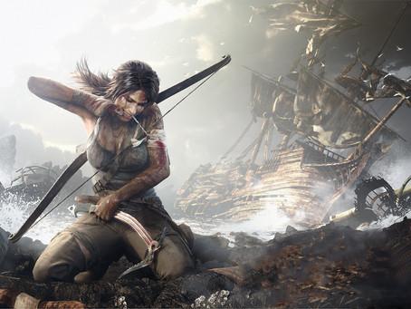 Netflix: Anime de Tomb Raider em desenvolvimento