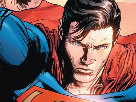 Criador de Samurai Jack partilha arte da sua série Super-Homem cancelada