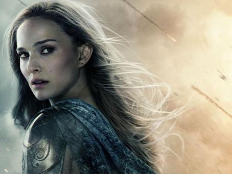 Natalie Portman ganha físico impressionante para Thor: Love and Thunder