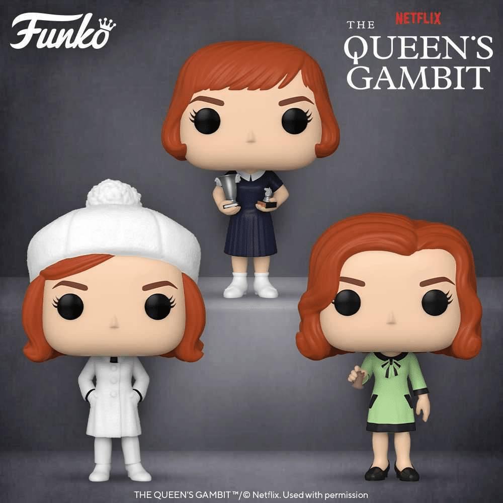 funko pop queen's gambit