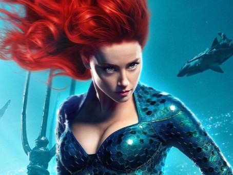 Petição para remover Amber Heard de Aquaman 2 atinge um milhão de assinaturas