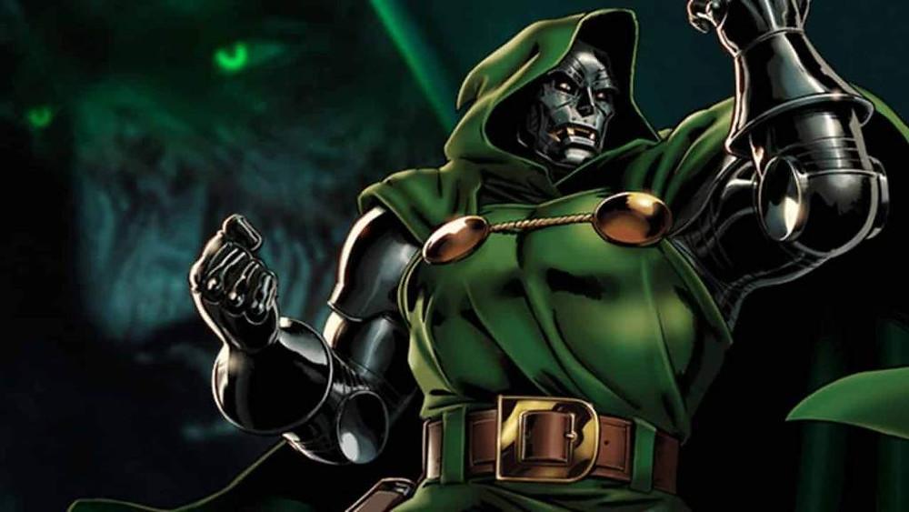 Doutor Doom vai juntar-se aos Guardiões da Galáxia