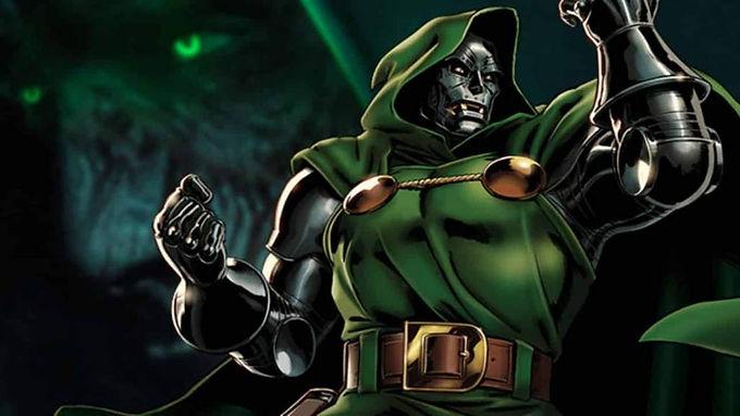 Doctor Doom vai juntar-se aos Guardiões da Galáxia