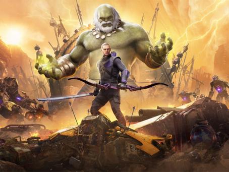Marvel's Avengers vai ganhar novo DLC