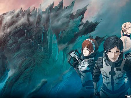 Anime de Godzilla chega à Netflix em junho e ganha agora trailer