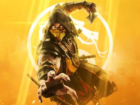 Mortal Kombat com nova data de estreia