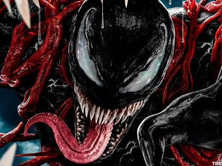 Venom: Let There Be Carnage recebe poster oficial