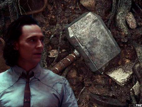 Razão para Mjolnir ter aparecido no 5º episódio de Loki