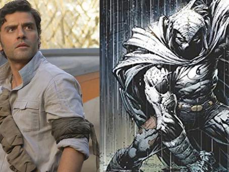 Oscar Isaac alegadamente confirmado como Moon Knight