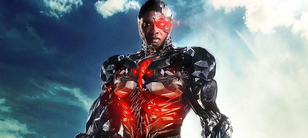 cyborg ray fisher dc comics