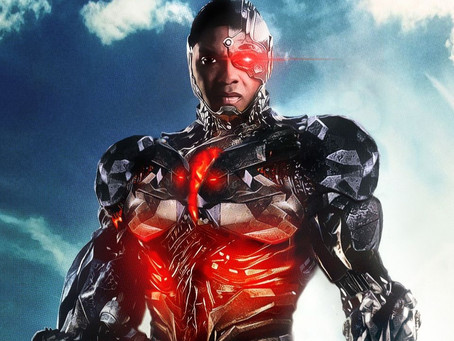 Ray Fisher responde às notícias sobre o seu futuro como Cyborg na DC