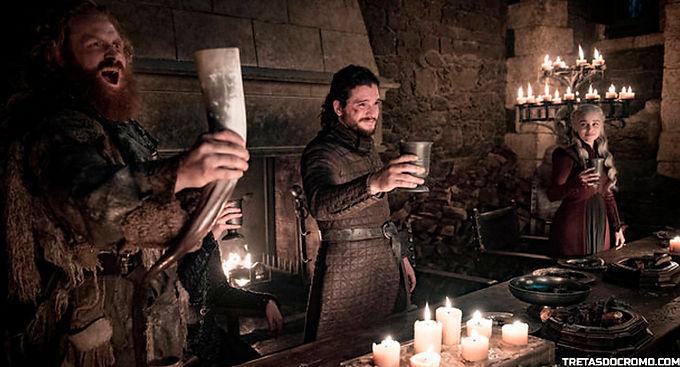 Game of Thrones: Fãs demandam um remake da 8º temporada no 10º aniversário da série