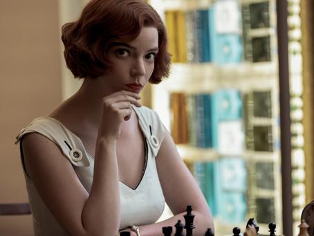 The Queen's Gambit já é uma das séries mais vistas da Netflix