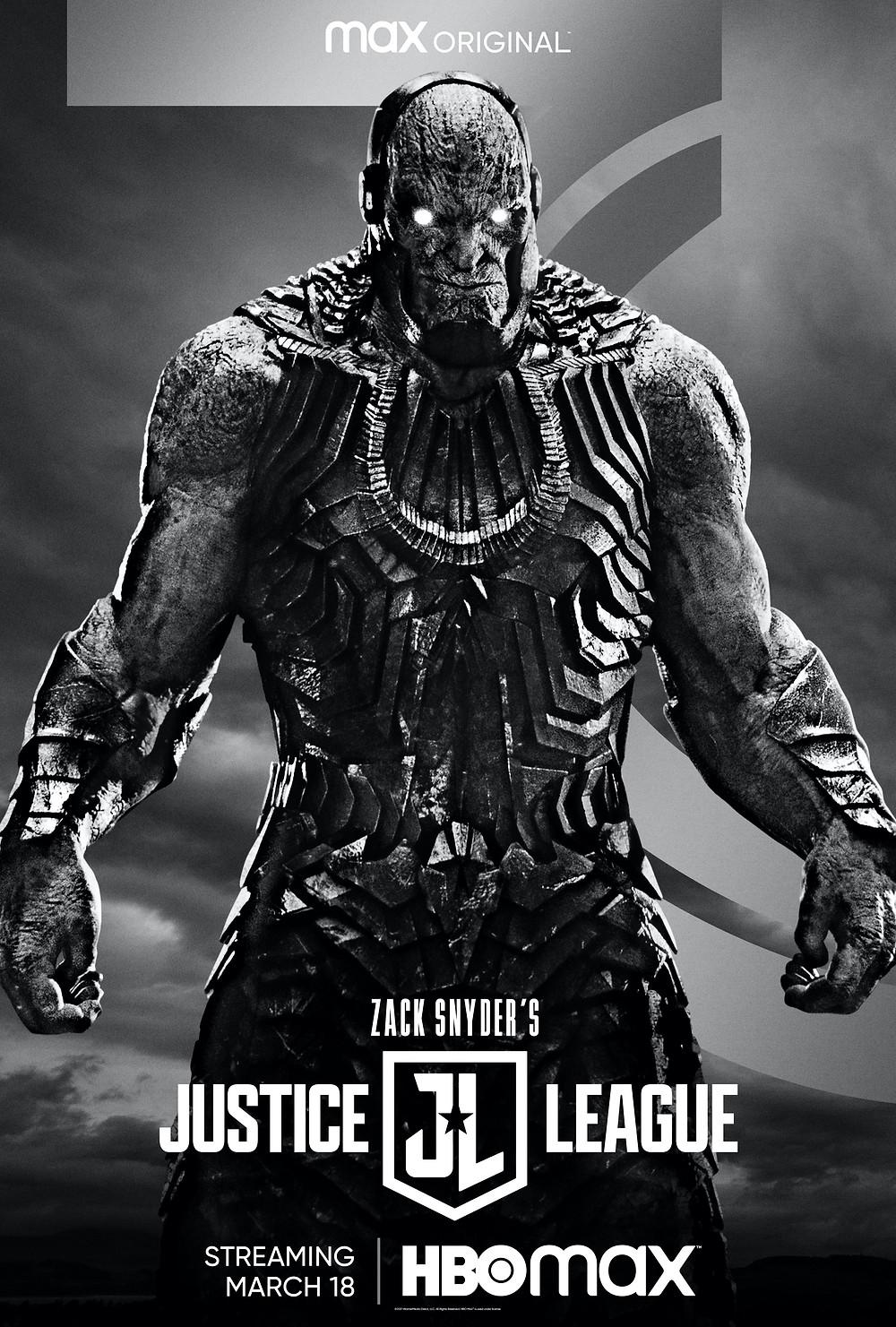 justice league darseid