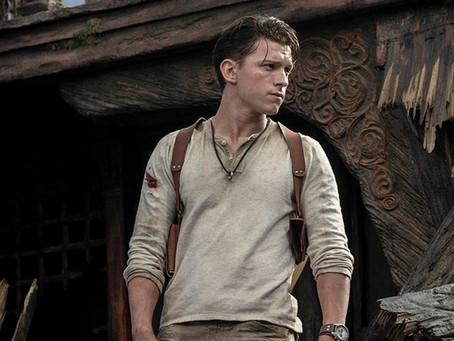 Uncharted: Primeiro Trailer para o filme de Tom Holland revelado