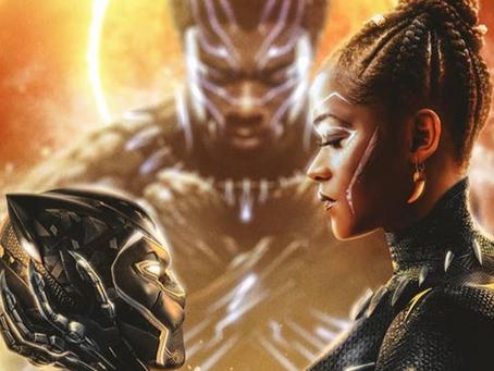 Pantera Negra 2: Arte Imagina Shuri a usar o Fato em Homenagem a T'Challa