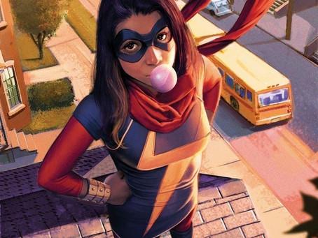 Ms. Marvel: Primeira imagem de Iman Vellani como Kamala Khan