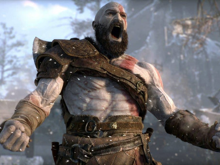 God of War recebe patch para a PS5