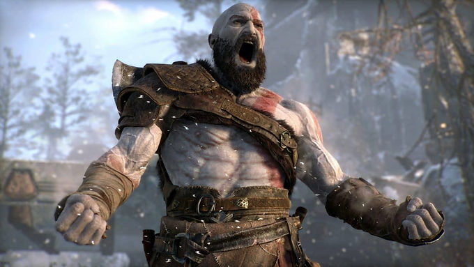 God of War recebe patch para a PS5