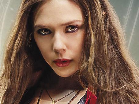 Elizabeth Olsen já filma para Doutor Estranho 2