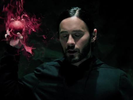 Morbius pertence ao MCU, segundo ator do filme