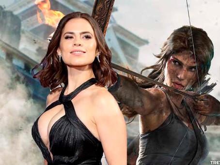 A atriz de Peggy Carter da Marvel é a nova Tomb Raider